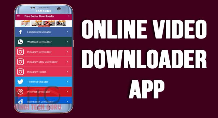 Best Online Video Downloader App ki Jankari - Computer Duniya
