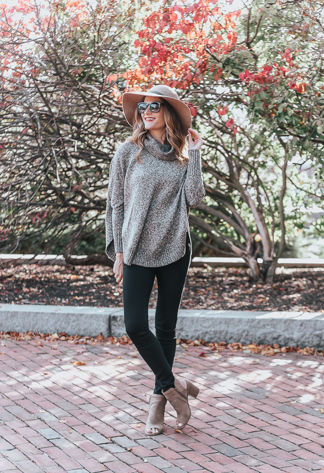 Sweaeter Poncho From Stitch Fix
