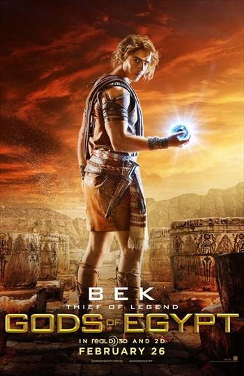 Gods of Egypt 2016 English Movie Download