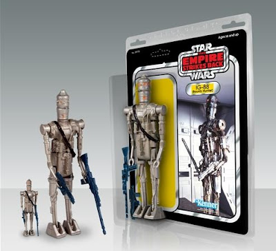 IG-88 12 Inch Jumbo Vintage Kenner Star Wars Action Figure by Gentle Giant