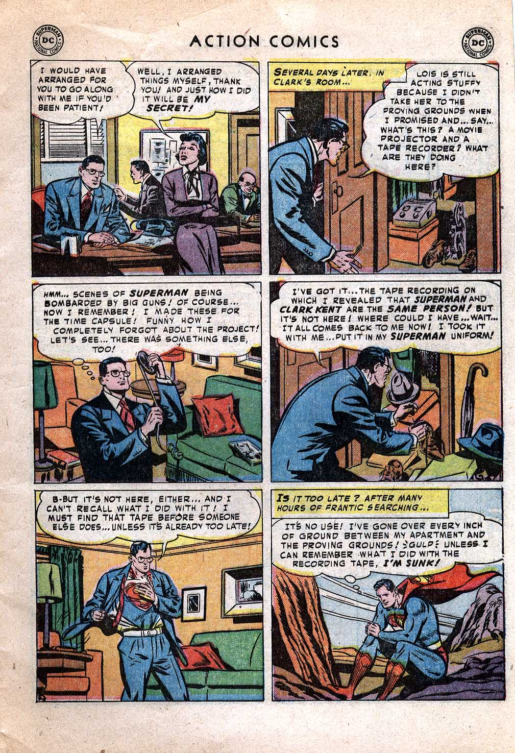 Action Comics (1938) 171 Page 5