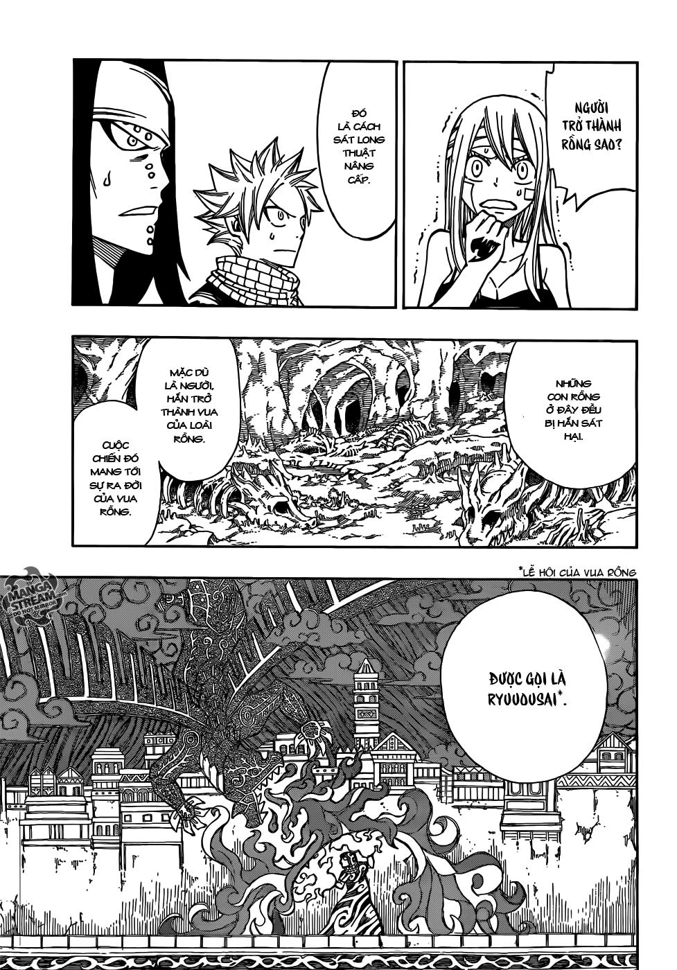 Fairy Tail chap 301 trang 14