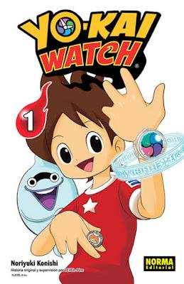 COMIC - Yo- Kai Watch Noriyuki Konishi | Level 5 (Norma - Mayo 2016) MANGA OFICIAL | Edición en Español Comprar en Amazon España