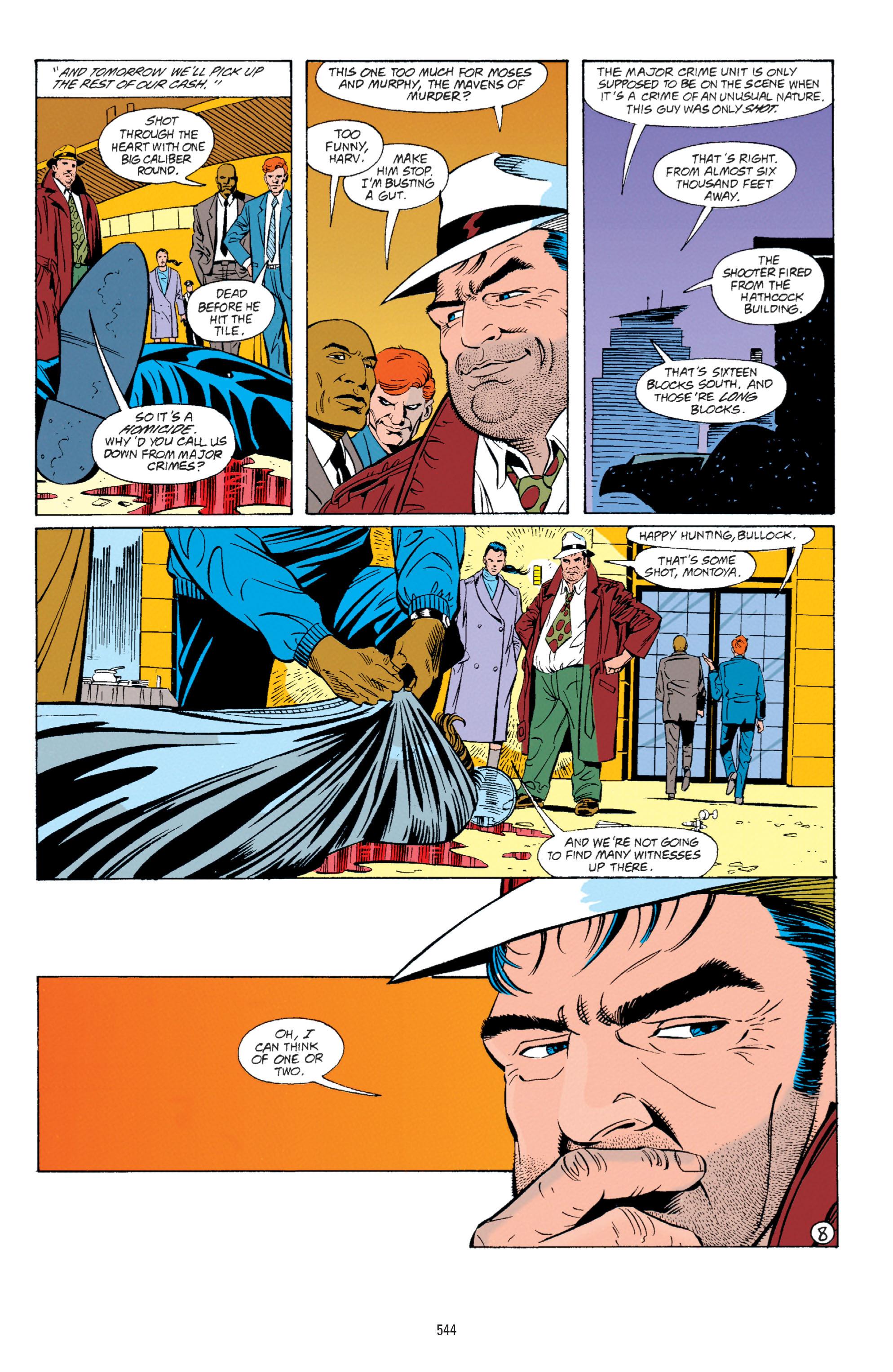 Detective Comics (1937) 674 Page 8