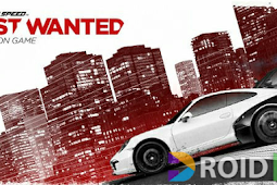 Need For Speed Most Wanted Mod Apk v1.3.98 + Data Unlimited Money