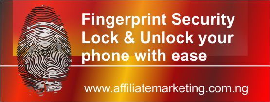 How to lock and unlock your Android Phone with Fingerprint