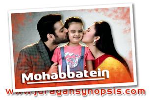 Mohabbatein episode 1289