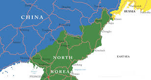 korea russia borders
