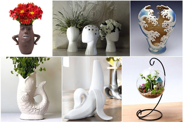 Trendy Exotic Vases That Going To Draw Attention