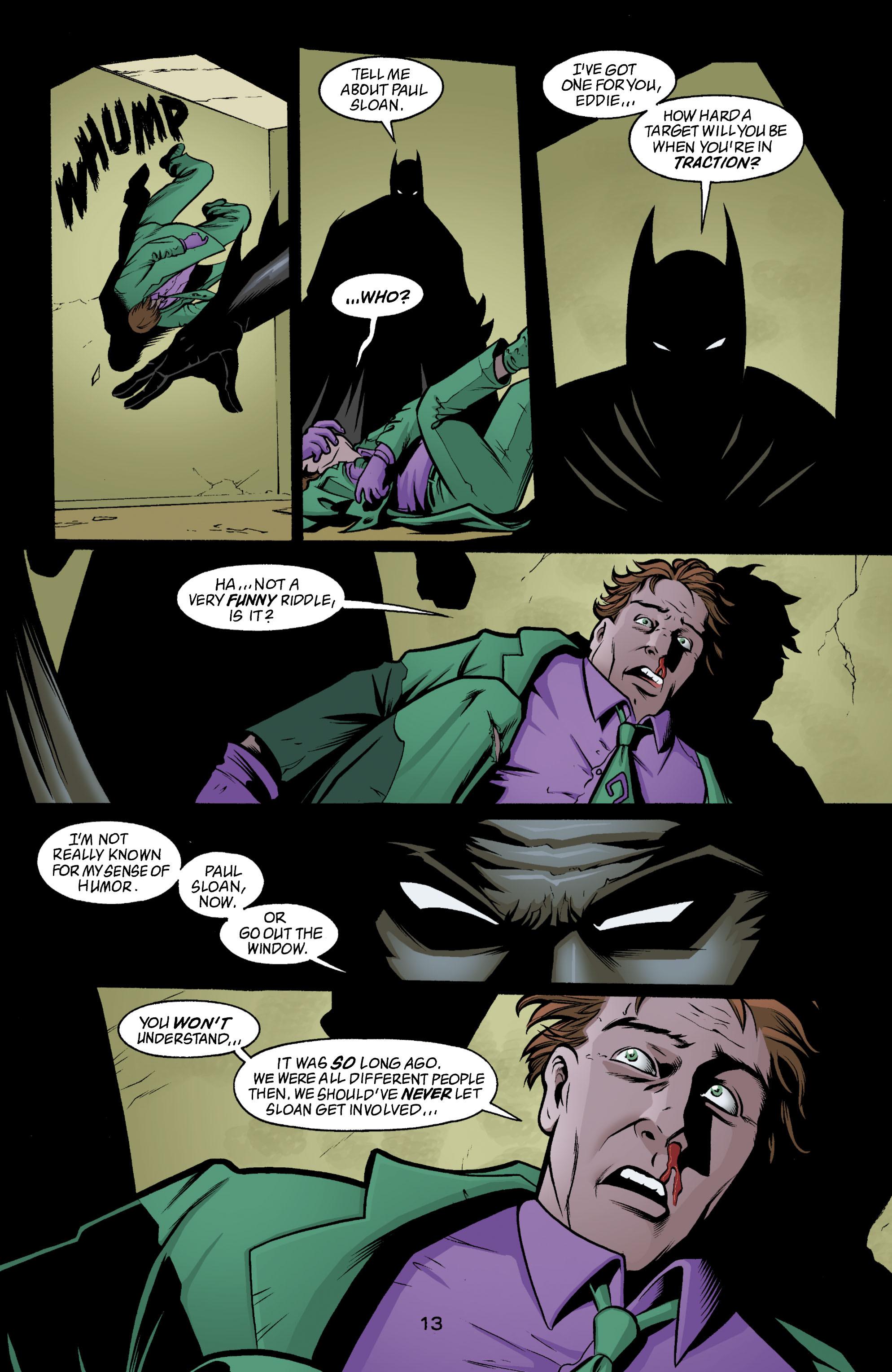 Detective Comics (1937) 780 Page 12