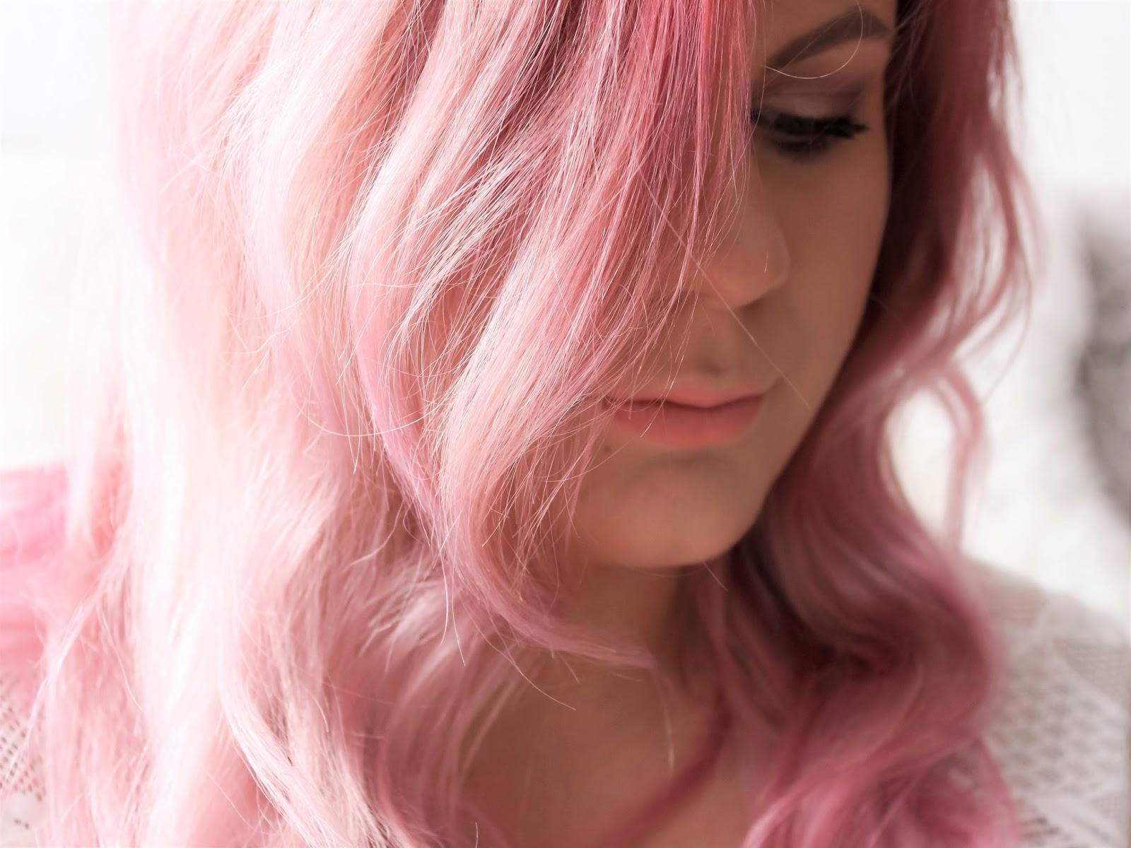 maria nila maska pink pop