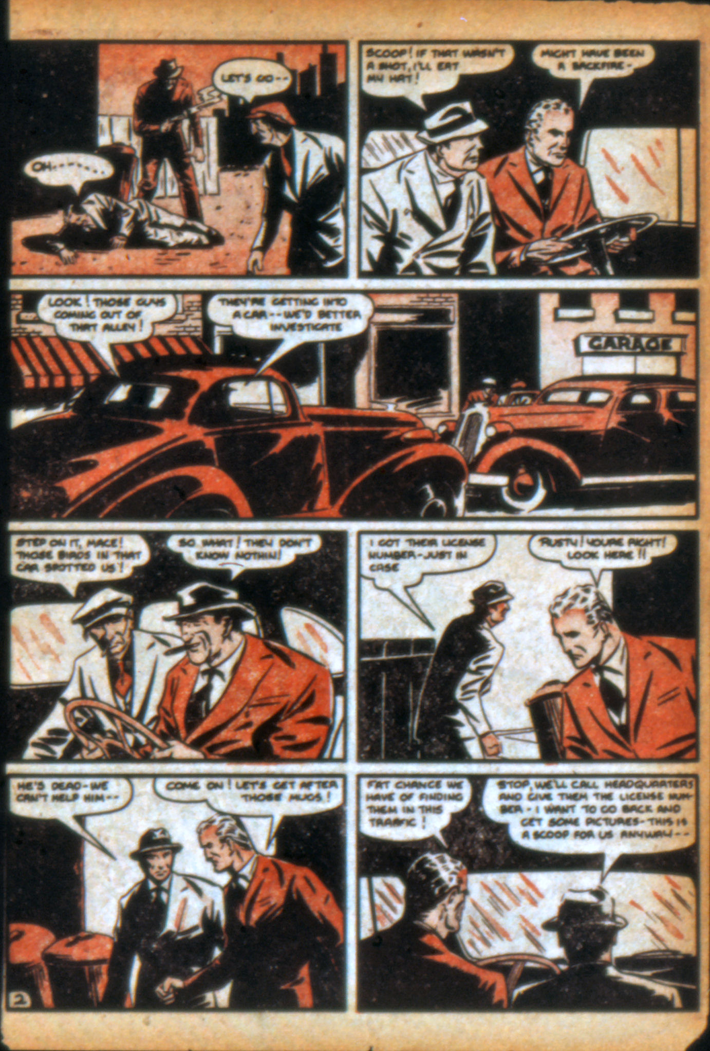 Read online Action Comics (1938) comic -  Issue #9 - 18