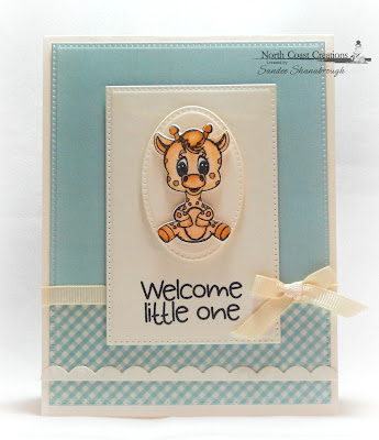 North Coast Creations Stamps & Dies: Bundle of Love, ODBD Custom Dies:  Pierced Rectangles, Pierced Ovals, Bitty Borders, Paper Collection: Sweet Shoppe