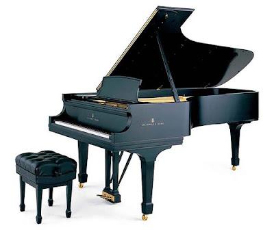 dan Piano Steinway Sons D-274