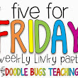 Five For Friday Linky Party