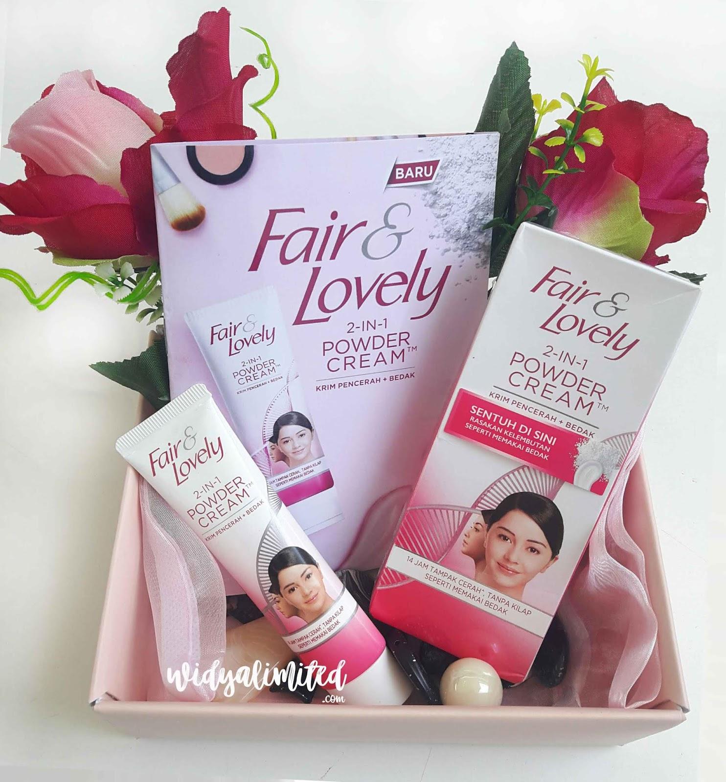 Honest Review Fair & Lovely 2 in 1 Powder Cream ...