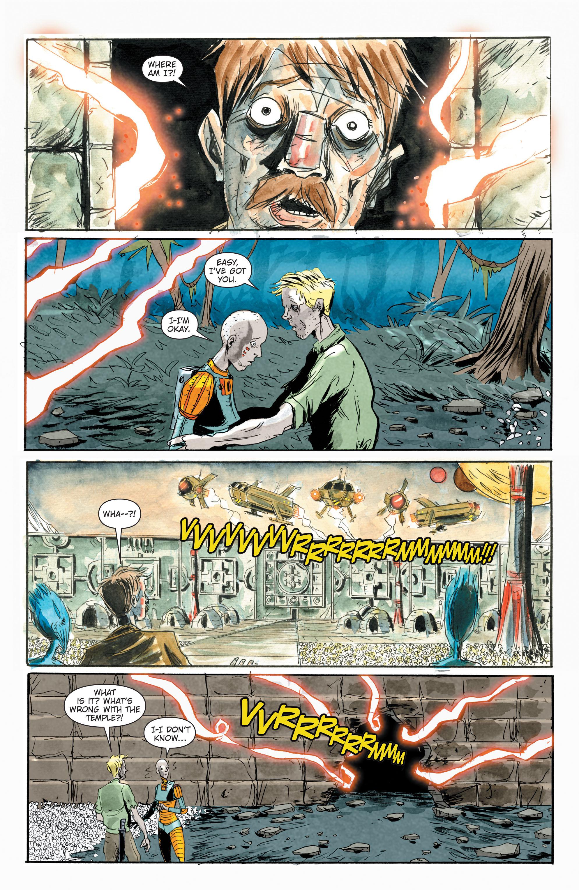 Read online Trillium comic -  Issue # TPB - 73
