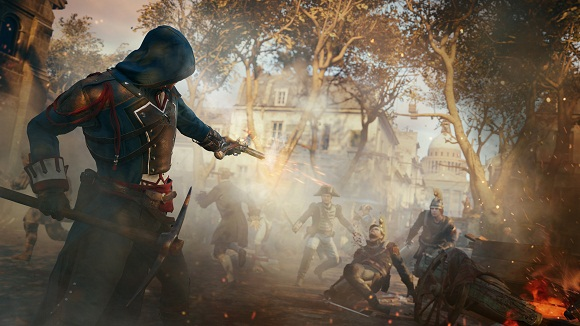 Assassins Creed Unity Gold Edition PC Full İndir