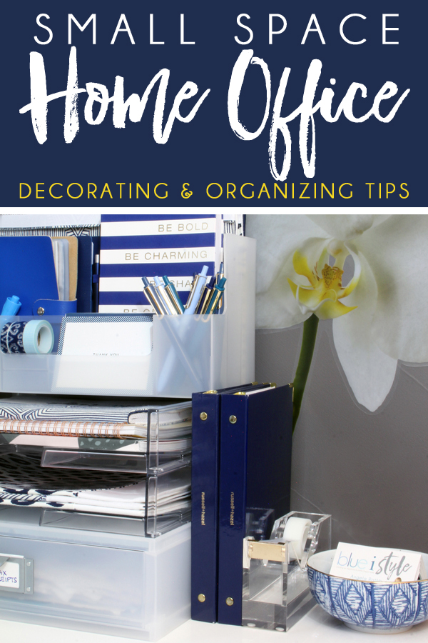 Home Office Ideas for Small Spaces