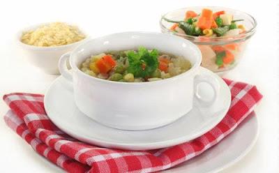 Beberapa Menu Makanan Sehat Dan Enak Untuk Berbuka Puasa
