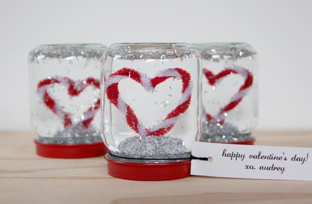 Valentine Crafts With Baby Food Jars