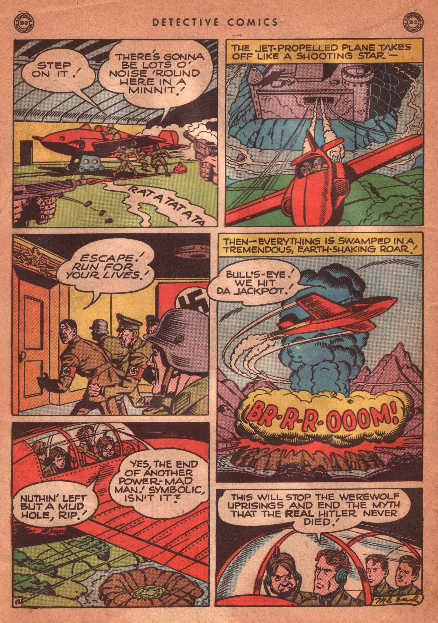 Read online Detective Comics (1937) comic -  Issue #125 - 48
