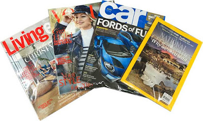 pp synthetic pp paper for magazine, book, catalogs,