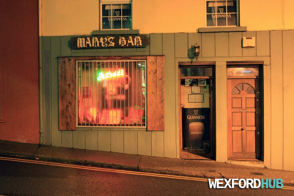 Mary's Bar, Wexford