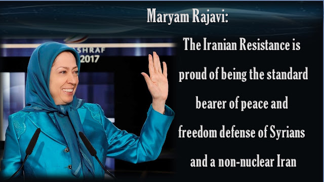 Speech by Maryam Rajavi At the Grand Gathering of Iranians in Villepinte, Paris July 1, 2017