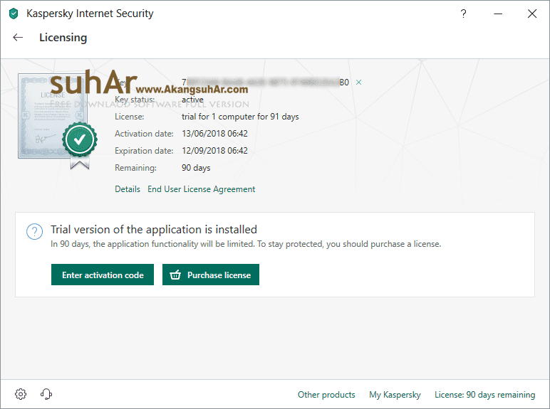Gratis Download Kaspersky Internet Security 2019 Full Crack Terbaru, Kaspersky Internet Security Offline Installer, Kaspersky Internet Security Final Latest Version