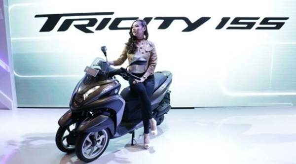 Image result for yamaha tricity 155