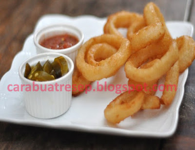 Foto Resep Bawang Bombay Goreng Tepung Renyah Crispy Sajian Sedap Sekejap Langsung Enak