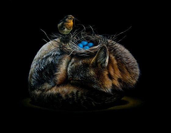 Bizarre Animal Paintings