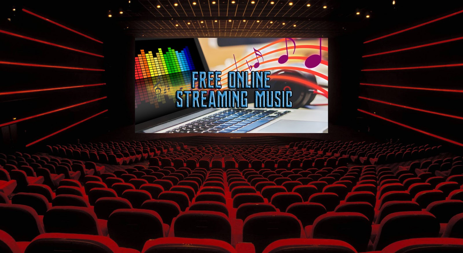 Online Live Streaming Music