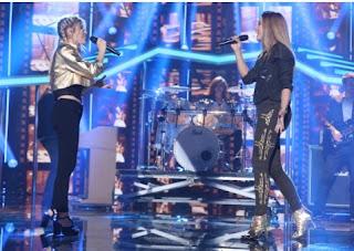 Nerea y Miriam:  Cómo hablar | Gala 7 OT 2017