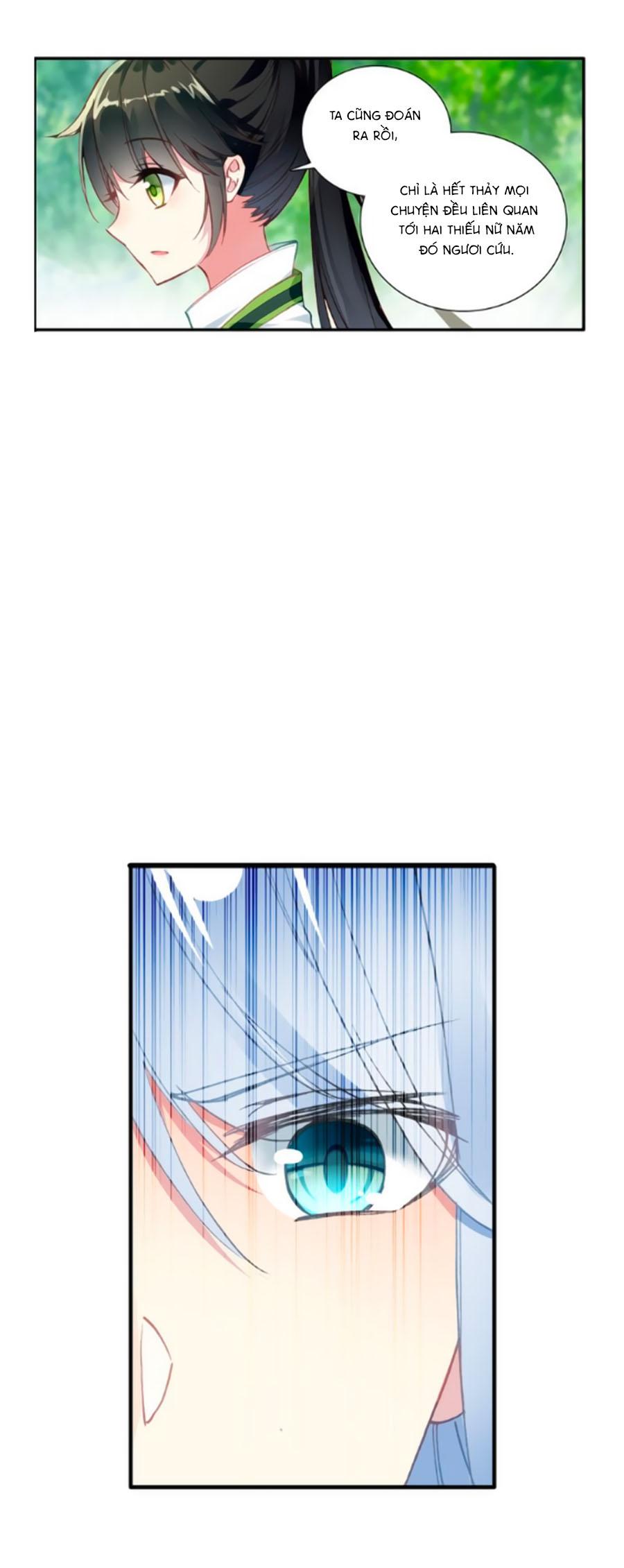 Trâm Trung Lục Chap 30.1