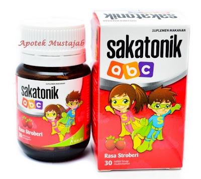 Harga Sakatonik ABC Suplemen Multivitamin Anak Terbaru 2017