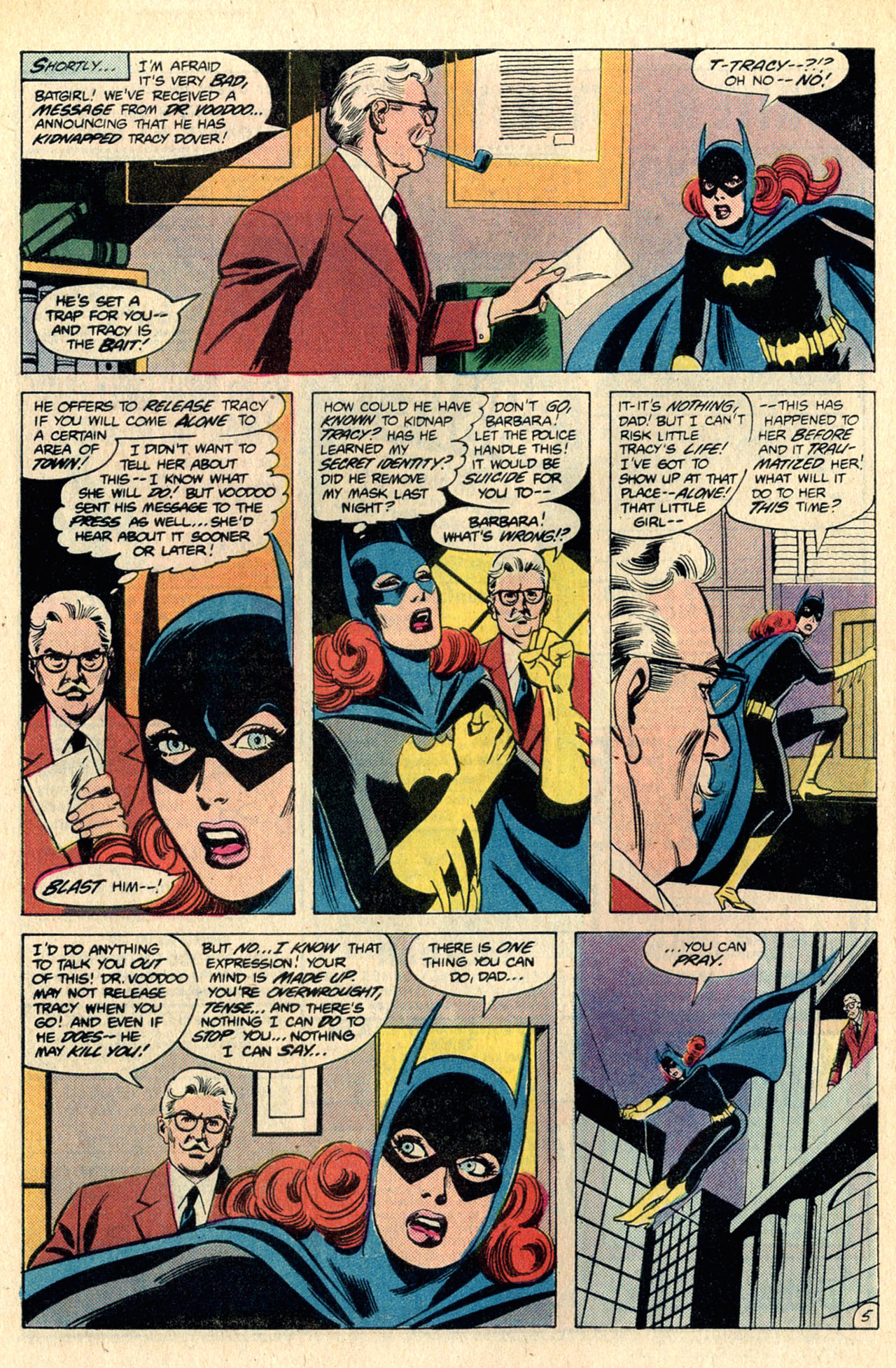 Detective Comics (1937) 502 Page 29