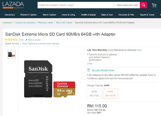 How To Get The Right Memory Card For Your Camera gopro drone and save money