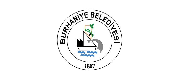 Balıkesir Burhaniye Belediyesi Vektörel Logosu