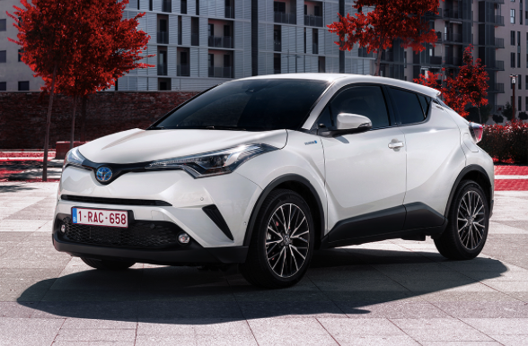 2018 Toyota C-HR Euro-Spec