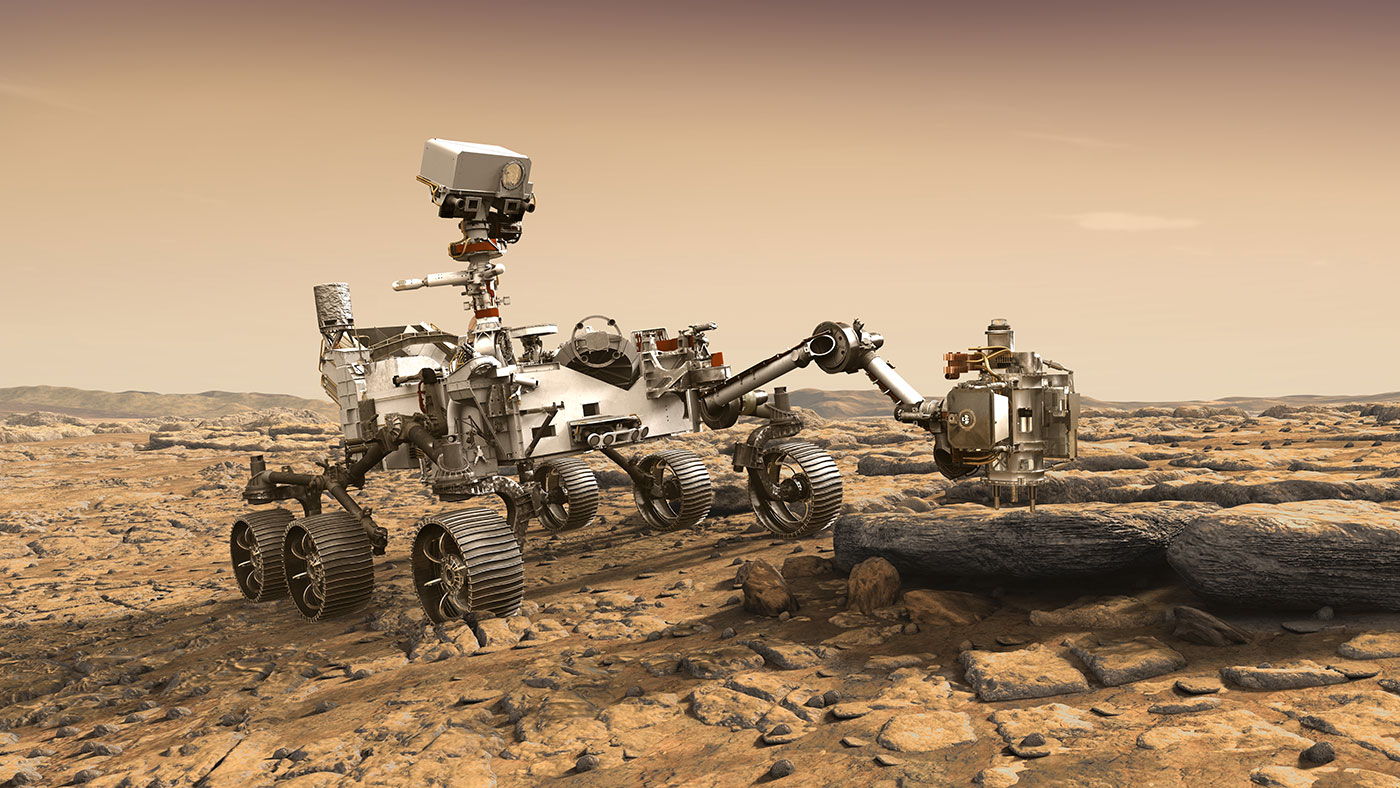 "All the Expert Researchers have used non-science engineering data from NASA's Curiosity rover to find Mars rocks less compacted and Mars rocks more porous than expected, a/c to researchers. ""Working from the rocks' mineral abundances as determined by the Chemistry and Mineralogy instrument, we estimated a grain density of 2,810 kg per cubic meter""  ""However, the bulk density that came out of our study is a high less, 1,680 kg per cubic meter"". Curiosity landed near Mount Sharp in the Gale Crater on Mars in August 2012 and reached the base of the mountain in 2014. The team took out the engineering data from the first five years of the mission and used it to measure the gravitational tug of Mars at more than 700 points along the rover's track."