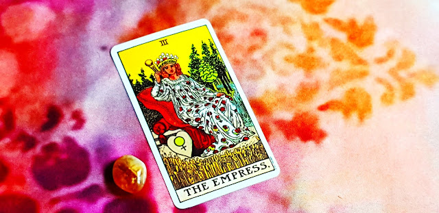The Original Rider Waite Tarot,-The  Empress