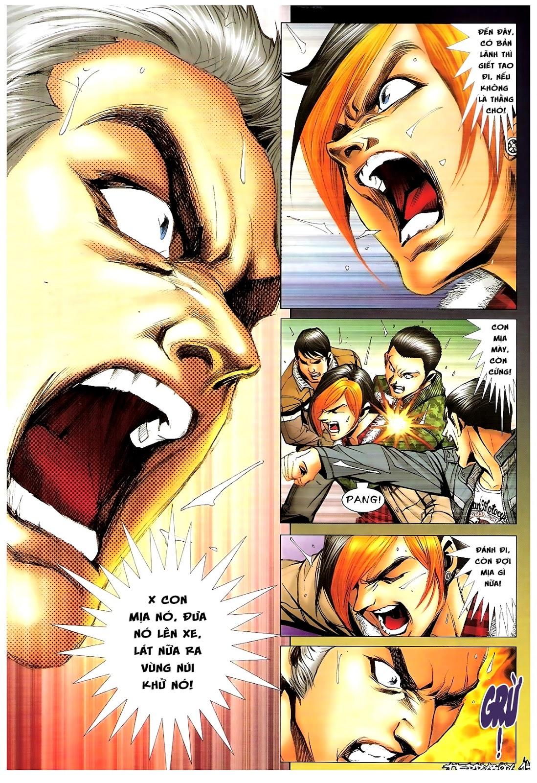 Người Trong Giang Hồ - Chapter 1383: Tiểu Xuân vs Thế Chương - Pic 11