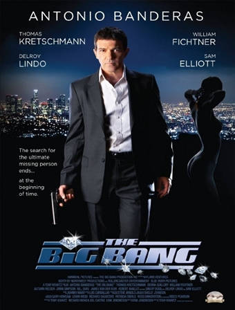 The Big Bang 2011 DVDRip Subtitulos Español Latino [Antonio Banderas]