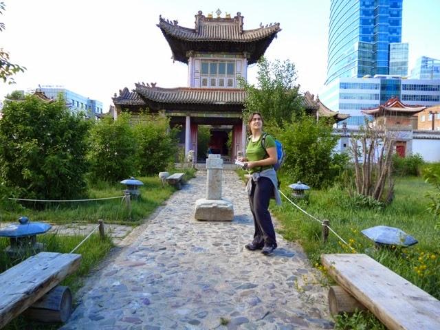 Templo de Choijin Lama