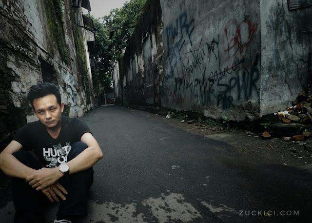 Spot bangunan tua di Surabaya
