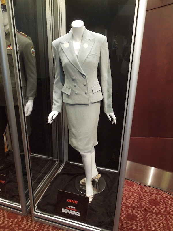 Jane Carter Ghost Protocol costume