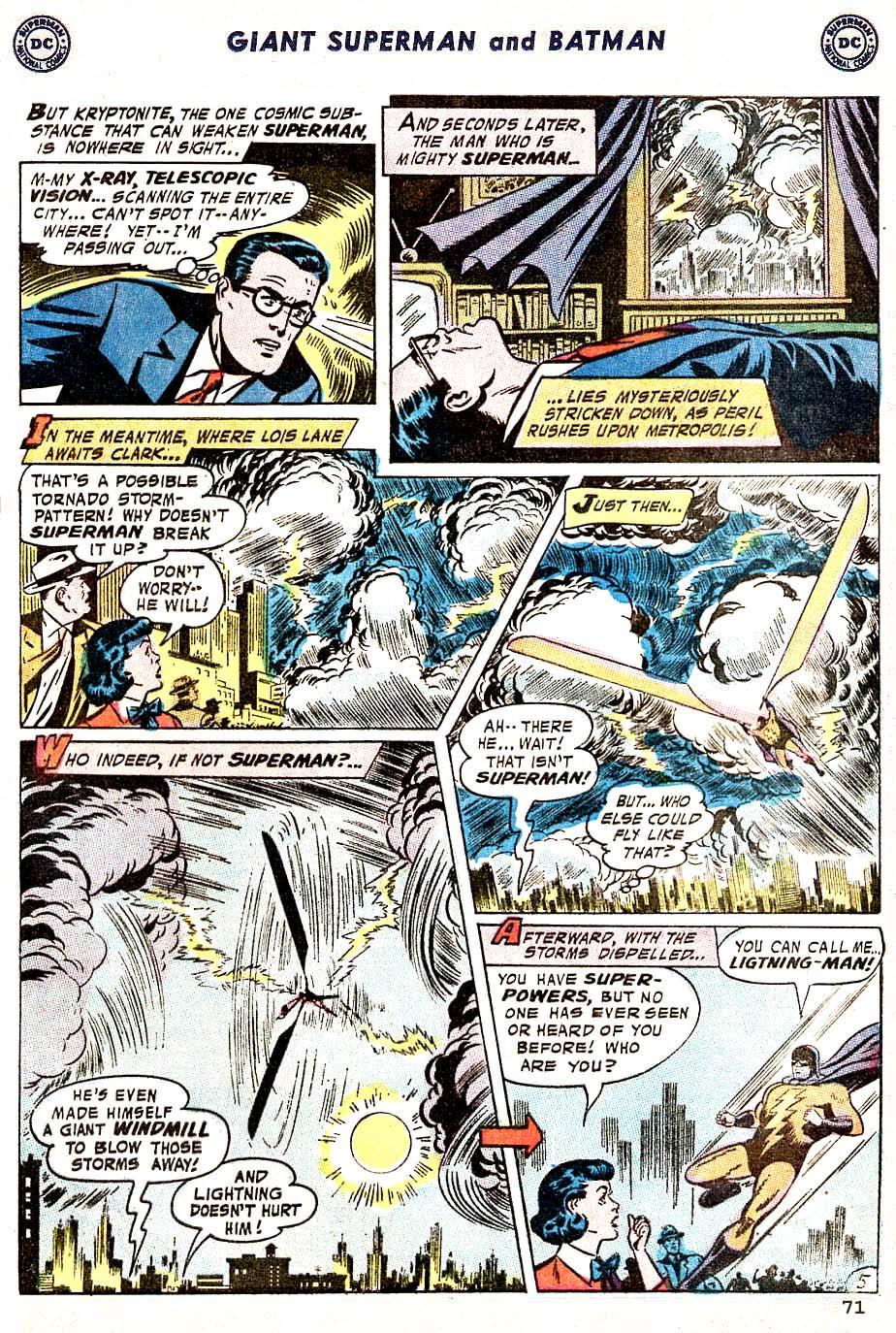 Read online World's Finest Comics comic -  Issue #179 - 73