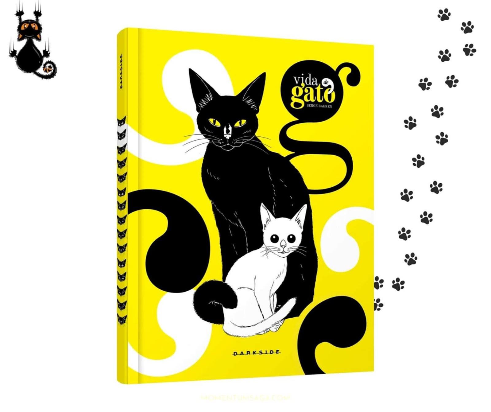 Resenha: Vida de Gato, de Serge Baeken